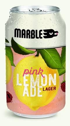 Pink Lemonade Lager