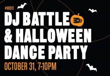 Halloween DJ Battle