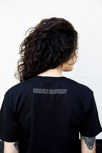 black muertos back - female