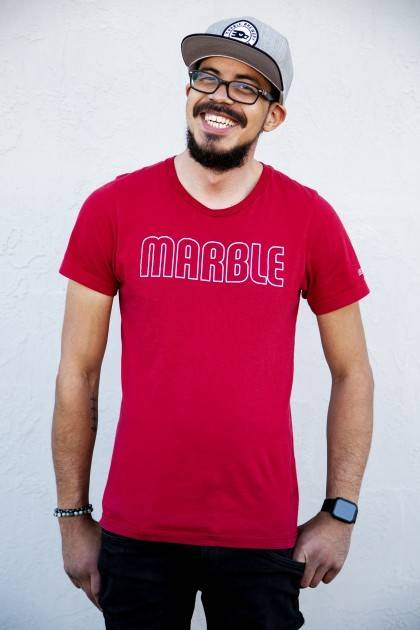 Red Tee - Front